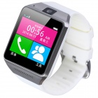"Aoluguya S10 Smart GSM Watch Phone w/ 1.54"" Screen, Quad-band, Bluetooth - White"