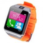 "Aoluguya S10 Smart GSM Watch Phone w/ 1.54"" Screen, Bluetooth, Quad-band - Orange"