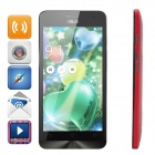 "Asus ZenFone5 Android 4.3 Dual-Core WCDMA Smartphone w/ 5.0"" Screen, Wi-Fi, GPS - Red (1GB / 8GB)"