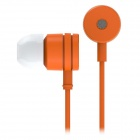 XIAOMI MIUI 3.5mm Stereo In-ear Earphone w/ Microphone - Orange