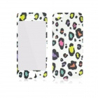 Angibabe Glow-in-the Dark Leopard Pattern Full Body Screen Protector Sticker for IPHONE 5 / 5S