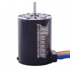 5200KV 3.5T 4-Pole Sensorless Brushless Motor for 1/10 R/C Toys - Black