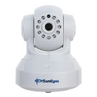 "suneyes SP-TM01EWP 1/4"" CMOS 1.0MP IP-kamera m / 10-IR-LED / wi-fi / ir-cut / TF - hvit (eu plugg)"