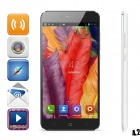"UMI X3 Android 4.2.2 Octa-Core WCDMA Bar Phone w/ 5.5"" Screen, Wi-Fi, ROM 16GB and GPS - White"