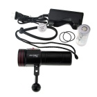 ARCHON 34VR 2600lm 6-Mode White Red Purple UV Flashlight (1x32650)