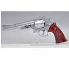 Genuine CROWN MODEL S&W M629 .44Magnum 8inch STAINLESS TYPE (Silver)