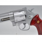 Crown Model S&W M629 .44Magnum 8inch Silver Airsoft