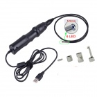5.5mm USB impermeable boroscopio Wired 6-LED 300KP HD endoscopio