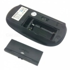 Bluetooth 4.0 Wireless Ultra-Slim 1600DPI for Laptop Tablet PC - Black