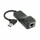 CY U3-090-LE USB 3.0 to 1000Mbps Ethernet Network LAN Adapter for Macbook & Laptop PC Windows 8