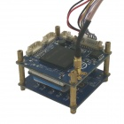 HD-SDI 1080P HD 38 x 38mm Dual-Layer PCB IP Camera Module