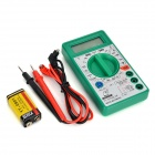 "Harkcaput YT-707002 2"" Display Digital Multimeter - Green"