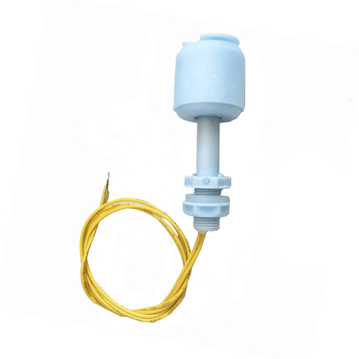 HF Water Level Sensor Liquid Float Switch - White (8A / 220V)