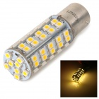 SENCART 1156 / BA15S / P21W 3.5W 100lm 3500K 3528 SMD LED Warm White Car Steering Light (DC 12 ~ 16V)