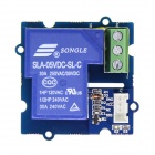Seeedstudio ACT05161P Grove SPDT 30A Single Pole Double Throw Relay Module - Blue + Green