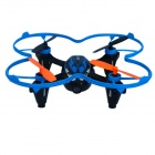 2.4G 4-CH Remote Control Quadrocopter With Aerial Camera - Blue and Black - R/C Airplanes and Quadcopters Hobbies and Toys