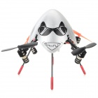 SH 2.4GHz 4-CH 6-Axis Outdoor R / C Helicopter alla muna w / Gyroscope - Hopea