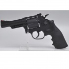Genuine CROWN MODEL  S&W M19 .357Magnum 4inch(Gas Gun) - Black