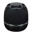 KB-76 Mini Wireless Bluetooth V3.0 + EDR Speaker w/ Handsfree / TF / USB / Mic - Black