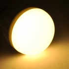 YouOKLight E27 9W 800lm 3000K 18-SMD 5730 LED Warm White Lamp Bulb - White (85~250V)