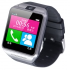 "Aoluguya S10 Smart GSM Watch Phone w/ 1.54"" Sreen, Bluetooth, Quad-band - Black"