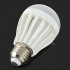YouOKLight B60-10P E27 5W 400lm 10-SMD 5730 LED Cold White Light Bulb