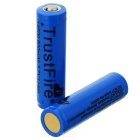 TrustFire Protected 3.7V 900mAh 14500 Lithium Battery (2-Pack)