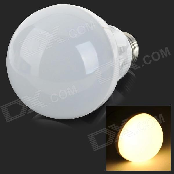 YouOKLight E70-16P-E27 E27 7W 450lm 3000K 16-SMD 5730 LED Warm White Bulb - White (AC 220V) - DXE27<br>Color White Color BIN Warm White Brand YouOKLight Model E70-16P-E27 Material PC Quantity 1 Piece Power 7W Rated Voltage AC 220 V Connector Type E27 Chip Brand Epistar Chip Type 5730 Emitter Type Others5730 SMD Total Emitters 16 Theoretical Lumens 600 lumens Actual Lumens 450 lumens Color Temperature 3000K Dimmable no Beam Angle 270 ° Packing List 1 x Bulb<br>