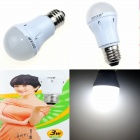 DP DP-QP3W05 E27 3W 250lm 16-SMD 2835 LED Cold White Bulb(AC180 ~220V)