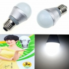 270 Degree Beam Angle E27 3W 250lm 6-SMD 5630 LED Cool White Light Bulb (AC90 ~240V)