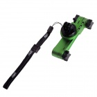 Fat Cat Aluminum Alloy Super Portable 3-Section Foldaway Mini Monopod for Gopro Hero 4/3+/3/2/SJ4000