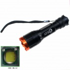 CXHEXIN CX029 1000lm 5-Mode White Flashlight w/ Cree XM-L U2 - Black (1 x 18650)