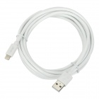 D&S 3m Apple MFi Certified Lightning to USB Cable 2.4A Fast Charge