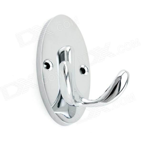YDL-JD-931 Stainless Steel Bathroom Clothes Hook - Silver