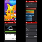 "X7S-t Iocean MTK6592 Octa-Core Android 4.4.2 WCDMA Phone w / 5 ""IPS, 16 Go ROM, 13MP - Noir"