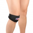 ShuoXin SX541 Adjustable Sports Knee Protector Guard - Black