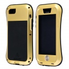 LOVE MEI HW01 Aviation Aluminum Alloy Case for IPHONE 5 / 5S - Matte Golden