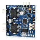 Gimbal Brushless Controller V3 Module + Sensor + Pin Headers Set - Deep Blue