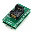 SA247-B005 IC Programmer Socket Adapter for XELTEK + More - Black + Green