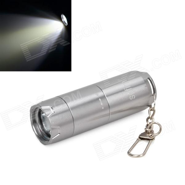 Sofirn RS1 700lm 3-Mode White Flashlight w/ Cree XM-L2 T6 - Grey (1 x 16340/1xCR123A)