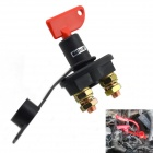 MaiTech M10 Vehicle Modification Battery Switch / Rotary Switch - Black + Red
