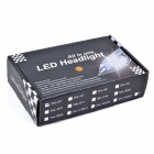 H4 36W 3000lm 3 x CREE-XM-L2 White Long Distance Headlight / Foglight for Truck Car (2 PCS/DC12~24V)