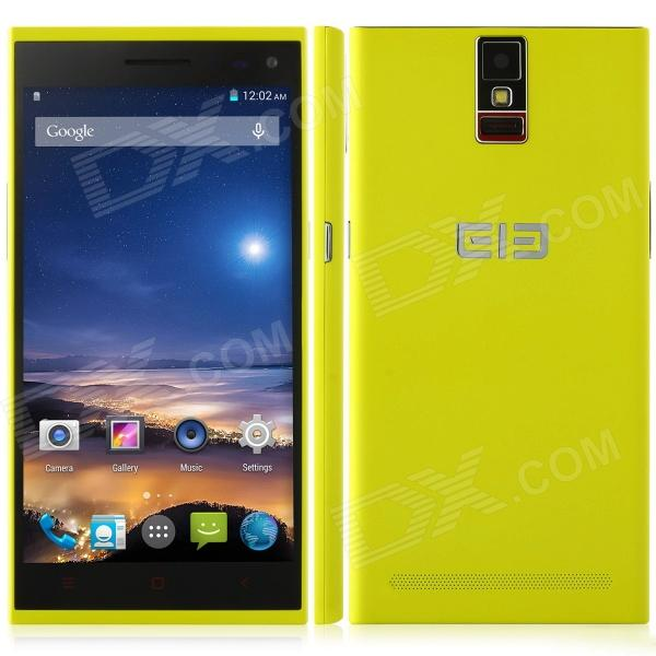 Elephone P2000 5.5 Octa-Core Android Phone w/ Fingerprint Identify, NFC, 2GB RAM, 16GB ROM - Yellow inew v3plus 5 android 4 4 octa core 3g phone w 5 0 2gb ram 16gb rom gps bt wifi black