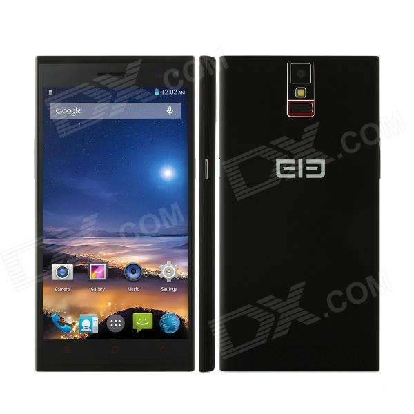 Elephone P2000 5.5 Octa-Core Android Phone w/ Fingerprint Identify, NFC, 2GB RAM, 16GB ROM - Black inew v3plus 5 android 4 4 octa core 3g phone w 5 0 2gb ram 16gb rom gps bt wifi black
