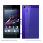 Mr.northjoe 2.5D 9H Front & Back Tempered Glass Film Protector for Sony Xperia Z1 L39h (2 PCS)