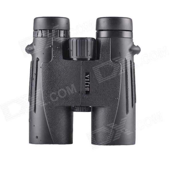 BIJIA10x42 High Power Infrared Night Vision Binoculars - Black