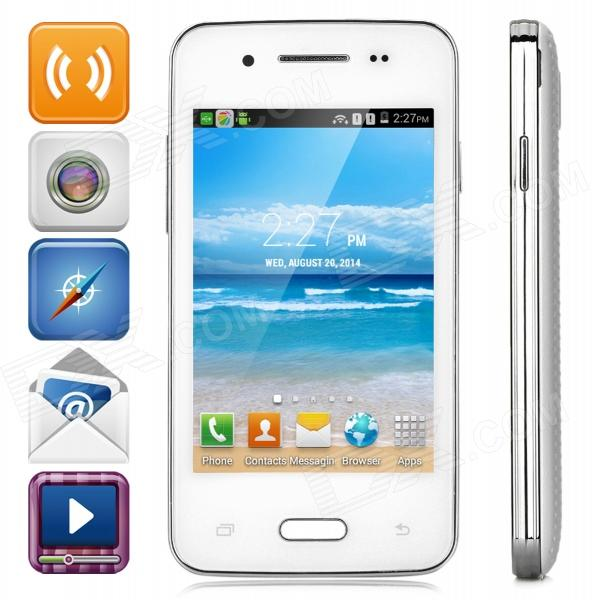 L300 Android 4.4.2 WCDMA Bar Phone w/ 3.5