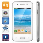 "HuiTeng L300 Android 4.4.2 WCDMA Bar Phone w/ 3.5"" LCD / 512M ROM / Wi-Fi / GPS - White"