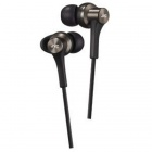 JVC HA-FR46-B Japan Series In-Ear Earphones - Black (3.5mm Plug / 120cm-Cable)