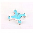 Genuine Nat Cheerson Cx-10 Mini 2.4G 4-CH 6-Axis LED R/C Quadcopter Airplane